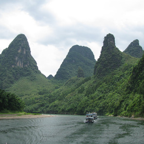 China's Li Jiang River Cruise from Guilin to Yangshuo