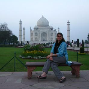 The Mesmerizing Taj Mahal