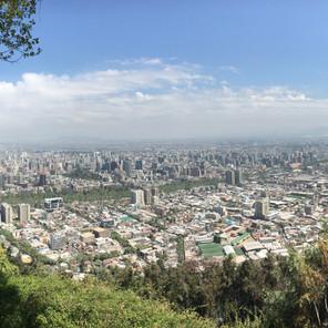 Santiago Chile - Massive, Modern, Uncommon