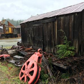 McLean Ghost Mill
