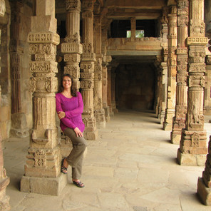 Stark Contrast - Our First Afternoon in India