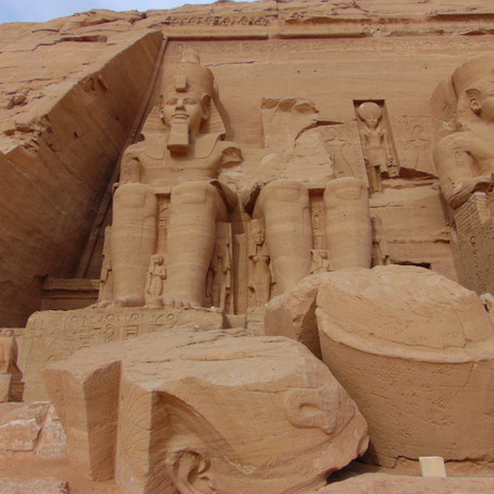 Abu Simbel Temples - Almost a Scuba Diving Destination