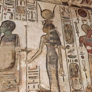 Secret Rooms at Karnak Temple Egypt