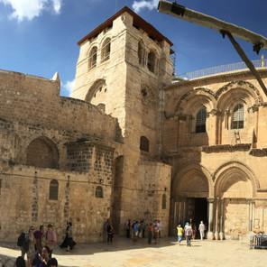 Good Friday - Via Dolorosa Jerusalem
