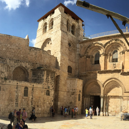 Good Friday - Via Dolorosa Jerusalem