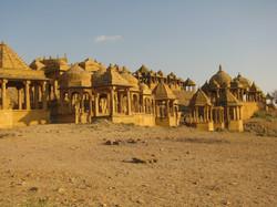 Bada Bagh Tombs