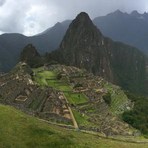 Machu Picchu... Wow