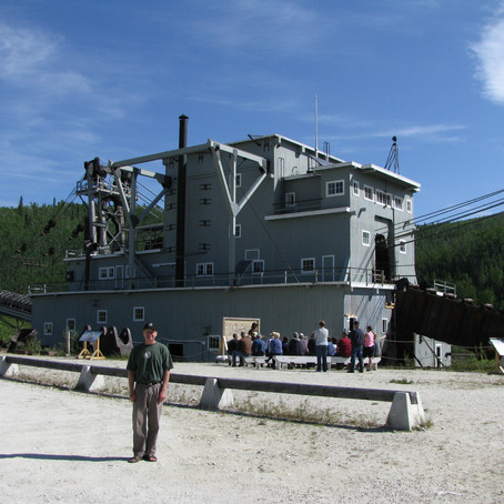 Dreaded Gold Rush Dredge