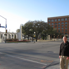 JFK Assassination - Our Visit to Dealey Plaza