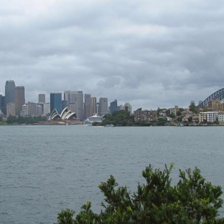 Sydney Australia's Harbour, Spectacular