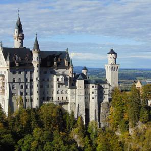 A Visit to Schloss Neuschwanstein (aka Disneyland) Castle
