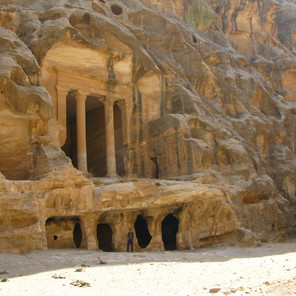 """Little Petra, the Prelude to """"Big"""" Petra"""