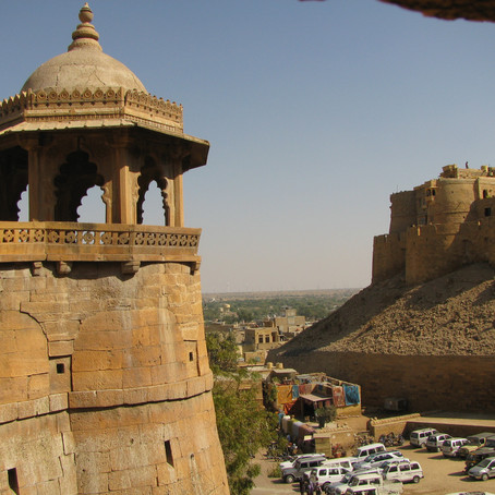 Fortress Jaisalmer, India