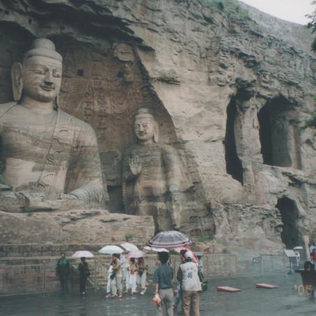 Cloud Ridge Caves - Datong China