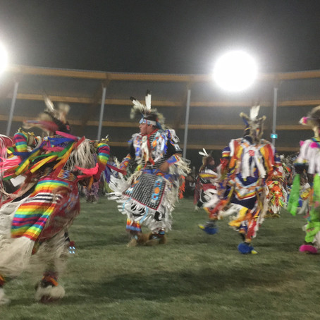 The Pow Wow Tradition, Simply Awesome