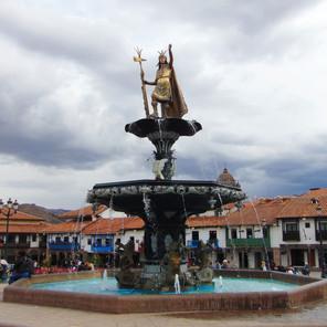 Cusco, Capital of the Inca Empire