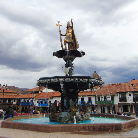 Cusco, Capital of the Inca Empire