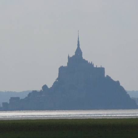 Mont St-Michel, the Medieval Sea Fortress