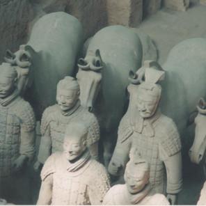Emperor Qin Shi Huang's Terracotta Army