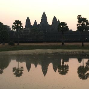 Sweaty Business Exploring the Angkor Wats