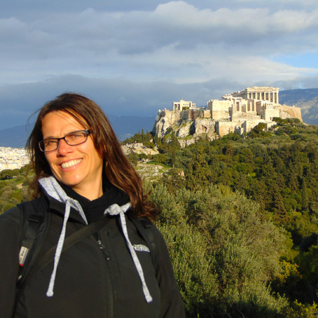 An Afternoon on the Acropolis