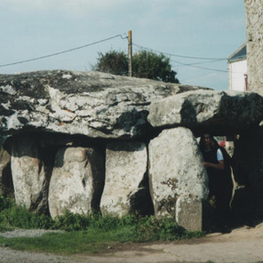 Chasing Menhirs & Dolmens after the D-Day Beaches