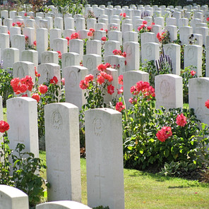 WWI - 100 Years Later, Lest We Forget