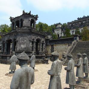 Vietnam Emperor Khai Dinh's Tomb