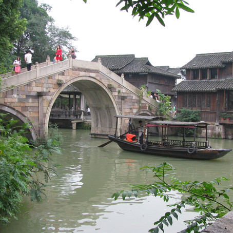 Wuzhen Water Town - China