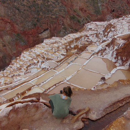 Not to be missed, The Maras Salt Ponds, Peru