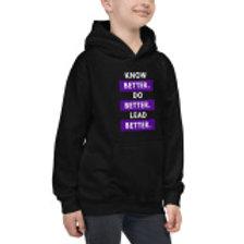 Do Better Kids Hoodie