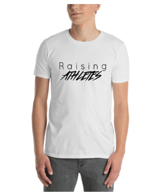 Raising Athletes - Short-Sleeve Unisex T-Shirt