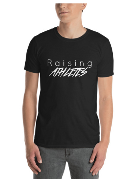 Raising Athletes - Short-Sleeve Unisex T-Shirt