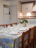 Séjour, table 12 personnes