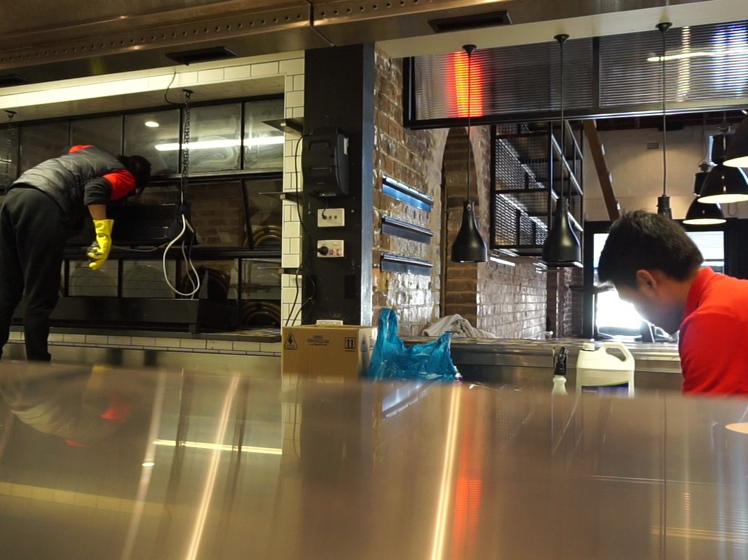 commercial kitchen cleaning canberra