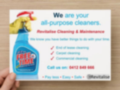 revitalisecleaning