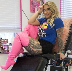 Meet Jackie Matikas: An Entrepreneur Taking the Tattoo Industry to Another Level with Pretty in Ink