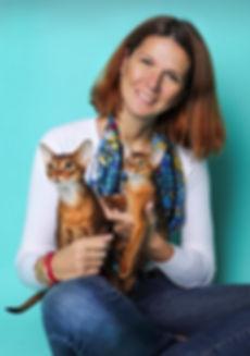 Химэ абиссинская кошка