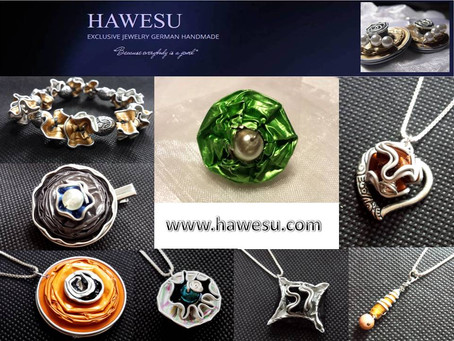 Neue Schmuckstücke bei HAWESU