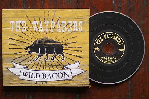 Wild Bacon CD (2015)