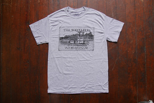 """Old Muskingum"" T-Shirt"