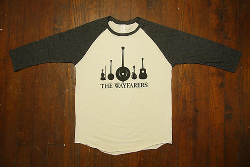 """Silhouette"" Baseball T-Shirt"