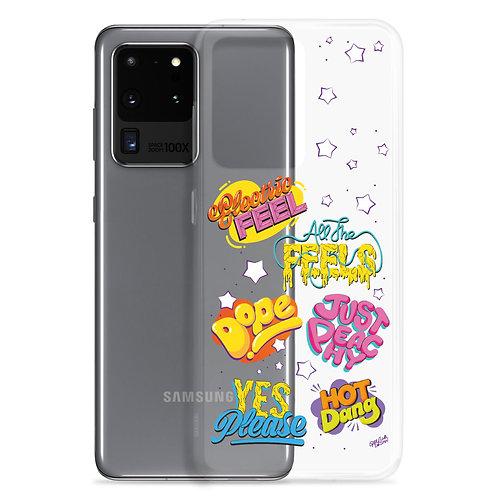 STICKER Samsung Case
