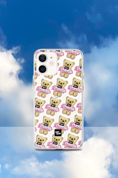 GET STUFFED iPhone Case