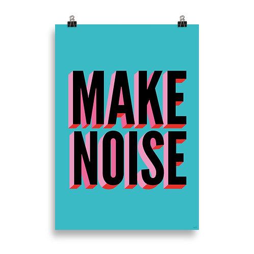 MAKE NOISE Poster