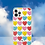 Thumbnail: A WHOLE LOTTA HEARTS Pink/Red iPhone Case
