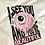 Thumbnail: I SEE YOU large T-Shirt