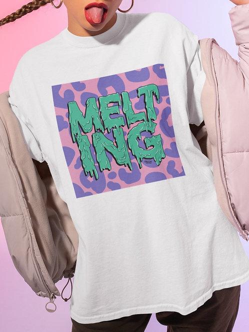 MELTING 21 Oversized T-Shirt