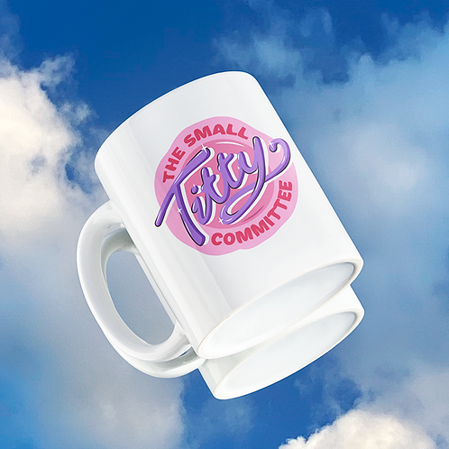 The Small Titty Committee Mug