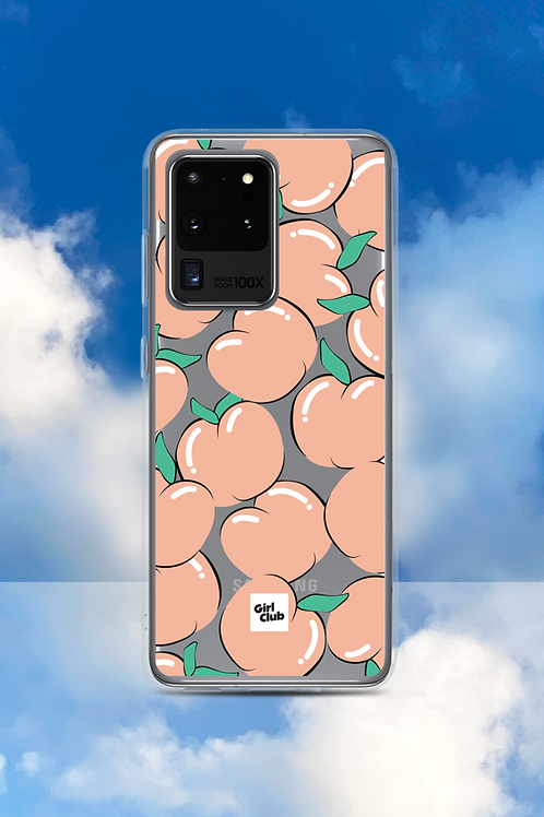 PEACHY Samsung Case
